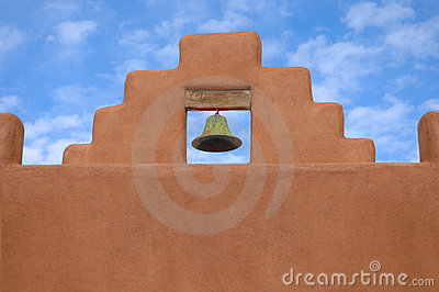 Church Bell-New Mexico Southwest