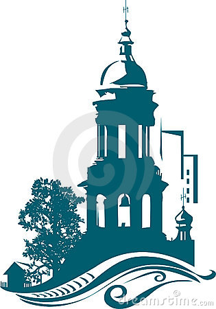 Free Church Belltower Stock Photography - 16780082
