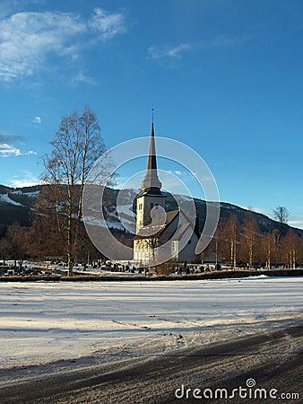 Church in bran䳢 size=