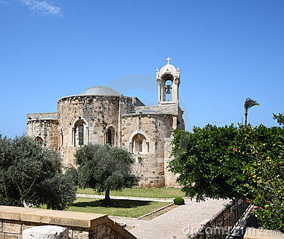 Church (Byblos, Lebanon)