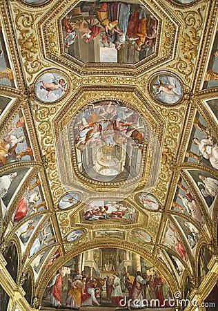 Church of Certosa di San Martino.naples, italy Editorial Photography