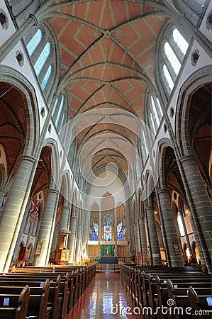 Church chamber
