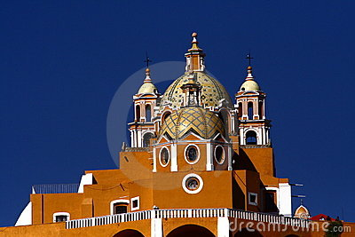 Church of cholula