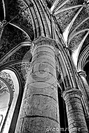 Church Column