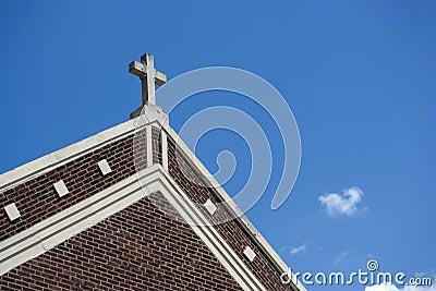 Church Cross Exterior