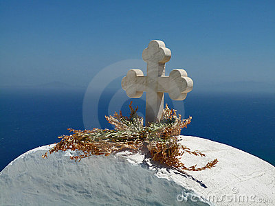 A church Crosse