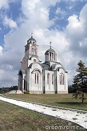 Church in Darosava