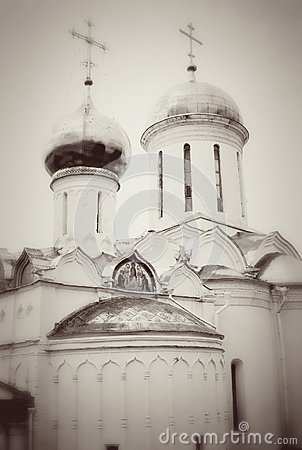 Free Church Domes In Trinity Sergius Lavra Royalty Free Stock Photography - 32361287