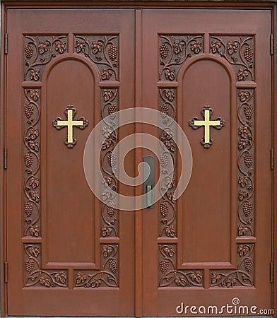 Church Doors Royalty Free Stock Photos Image 957658