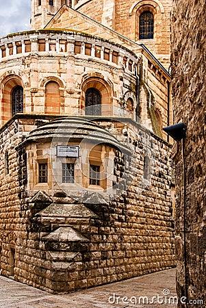 Church of the Dormition, Jerusalem