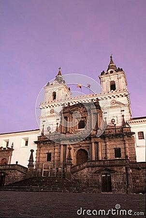 Church- Ecuador