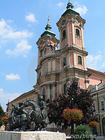 Church in Eger