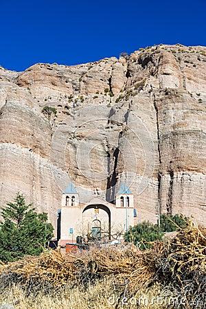Church in Espicaya