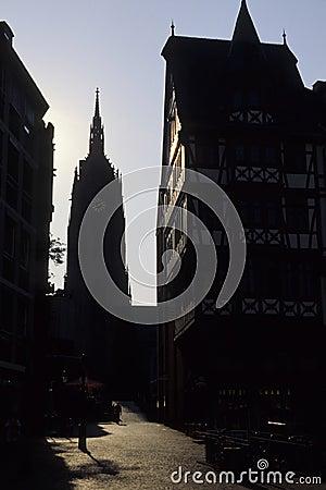 Church- Frankfurt, Germany