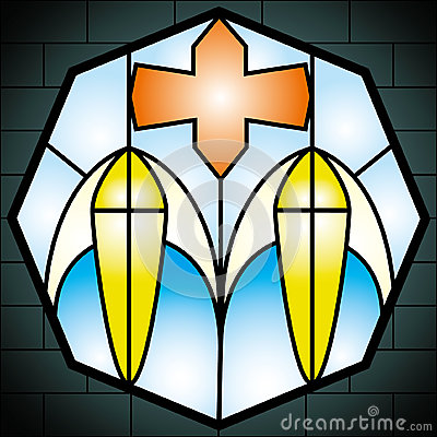 Church glass