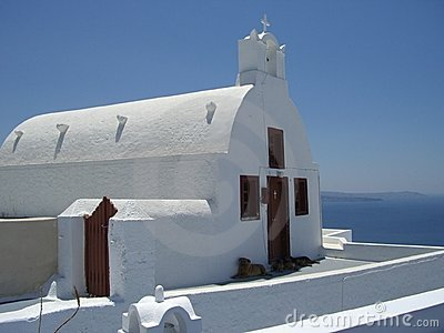 Church in Greece