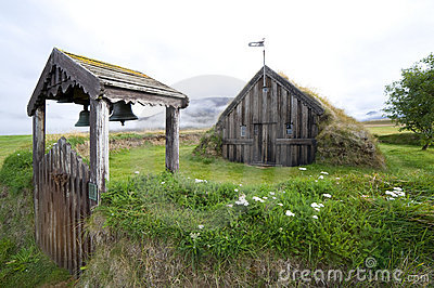 Church of Gröf, Iceland