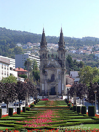 Church in Guimaraes