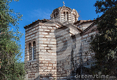 Church of the Holy Apostles Athens