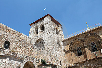 The Church of The Holy Sepulcher Tower