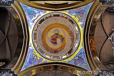 Church of the Holy Sepulchre, Jerusalem Israel