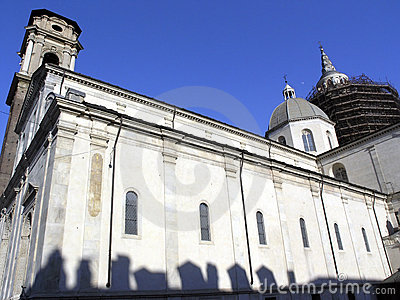 Church of holy shroud