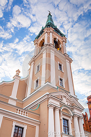 Church of Holy Spirit in Torun