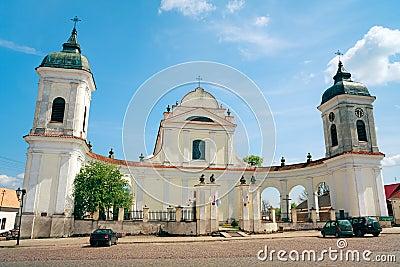Tykocin, Church of the Holy Trinity