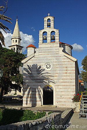 Church of Holy Trinity in Budva