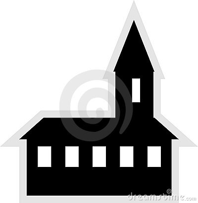 Free Church Icon Royalty Free Stock Images - 33649