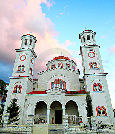 Free Church In Albania Royalty Free Stock Photos - 17301578