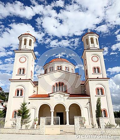 Free Church In Berat Stock Photography - 17324822