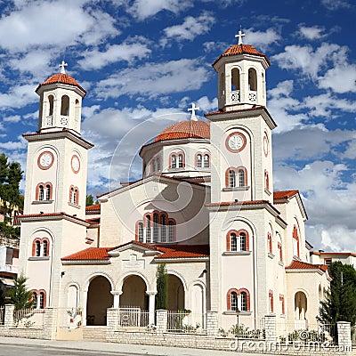 Free Church In Berat Albania Stock Photos - 17270333
