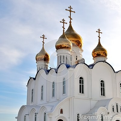 Free Church In Krasnodar, Russia Stock Photography - 88407502