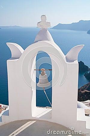 Free Church In Santorini Royalty Free Stock Photo - 26992055