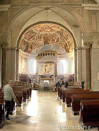 Church inside 2