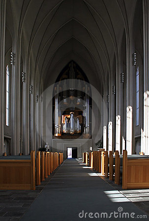 Free Church Interior Stock Photos - 1737923