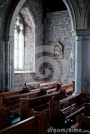 Free Church Interior Stock Photos - 18498703