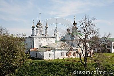 Church of Jesus  triumphal entry into Jerusalem,