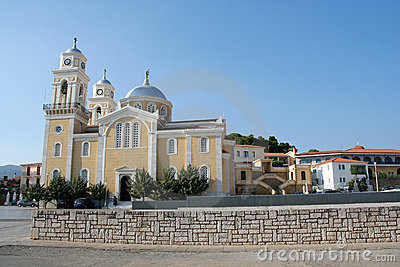 Church in Kalamata