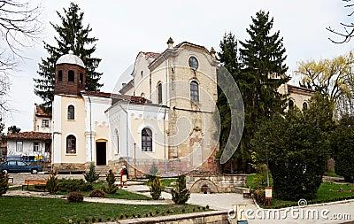 Church of Kotel town in Bulgaria