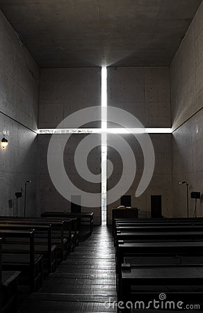 Church with Light, osaka, japan