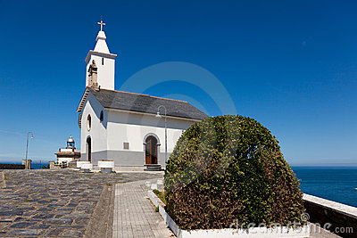 Church of Luarca