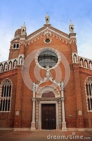 Church of Madonna Dell Orto (14th Century)