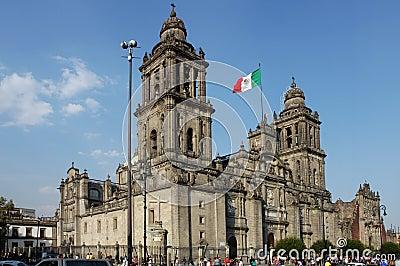 Church in Mexico City - Mexico