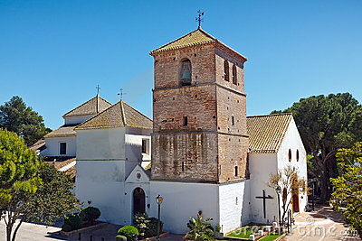 Church in Mijas