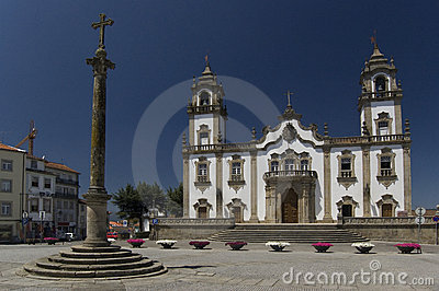 Church of Misericordia, Viseu.