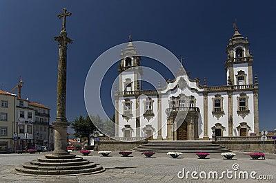 Church of Misericordia, Viseu.
