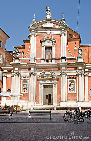 Church in Modena