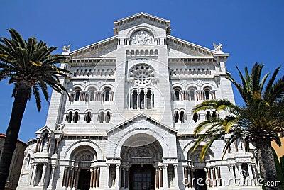 Church in Monaco